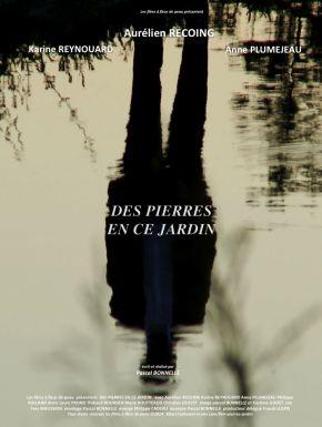 Jaquette dvd Des Pierres En Ce Jardin