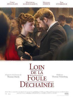 Loin De La Foule Déchaînée DVD et Blu-Ray