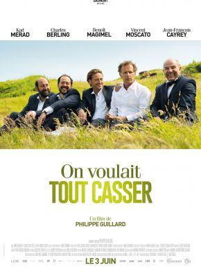 Jaquette dvd On Voulait Tout Casser