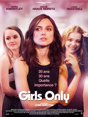 Sortie DVD Girls Only