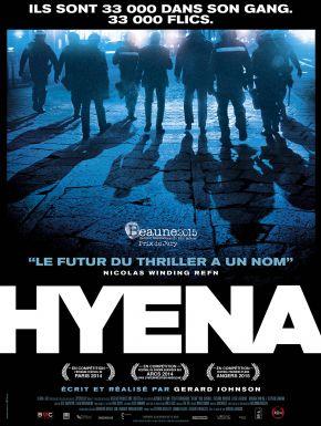 Jaquette dvd Hyena