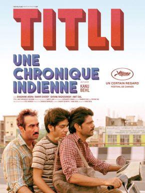 DVD Titli, Une Chronique Indienne