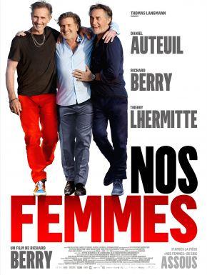 Nos Femmes DVD et Blu-Ray