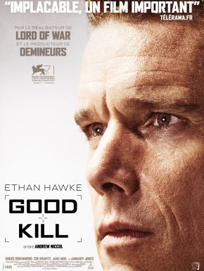 Sortie DVD Good Kill