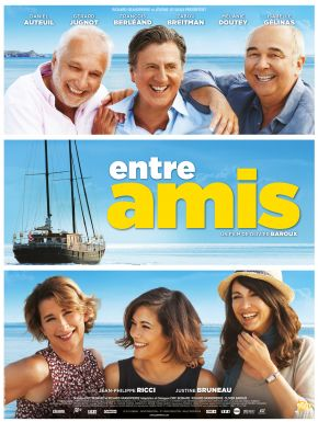 Entre Amis DVD et Blu-Ray