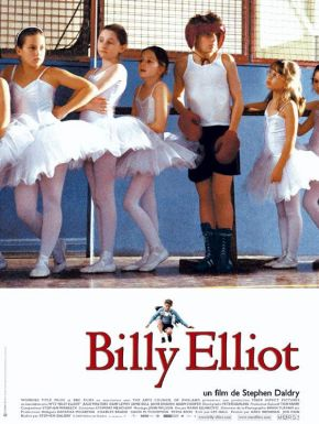 Jaquette dvd Billy Elliot