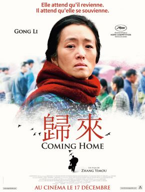 Coming Home DVD et Blu-Ray
