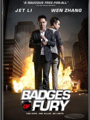 DVD Badges Of Fury