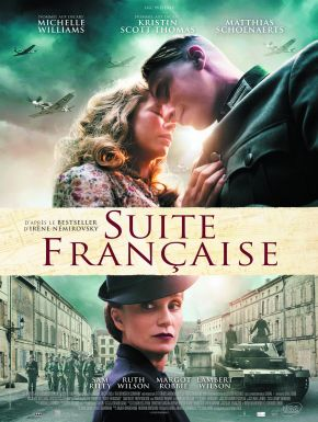 sortie dvd  Suite Française
