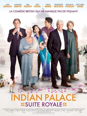Indian Palace : Suite Royale DVD et Blu-Ray