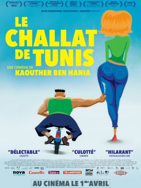 DVD Le Challat De Tunis