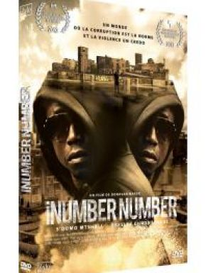 INumber Number DVD et Blu-Ray