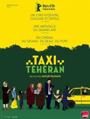 Taxi Téhéran DVD et Blu-Ray