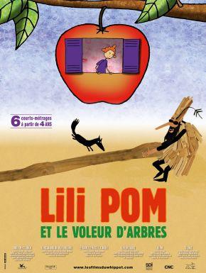 DVD Lili Pom Et Le Voleur D'arbres