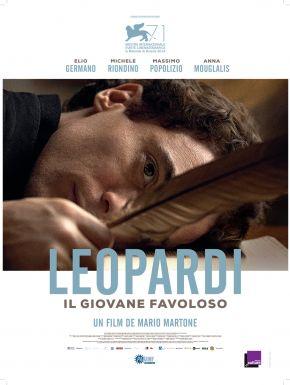 Jaquette dvd  Leopardi: Il Giovane Favoloso