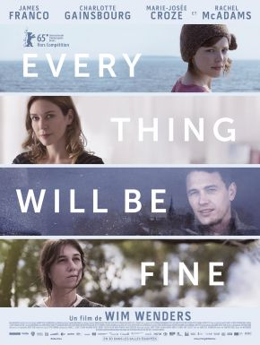 Every Thing Will Be Fine DVD et Blu-Ray