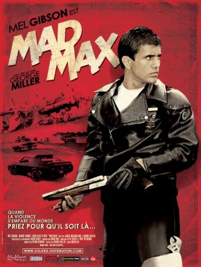 Mad Max DVD et Blu-Ray