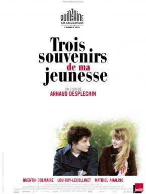Trois Souvenirs De Ma Jeunesse DVD et Blu-Ray