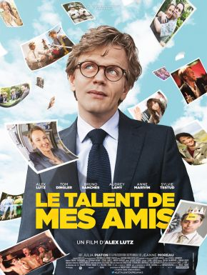 Le Talent De Mes Amis DVD et Blu-Ray