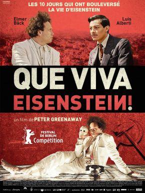 Que Viva Eisenstein ! en DVD et Blu-Ray