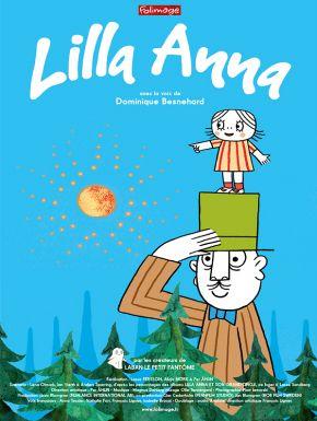 DVD Lilla Anna