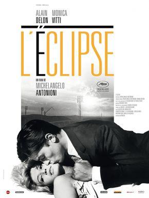 L'éclipse DVD et Blu-Ray