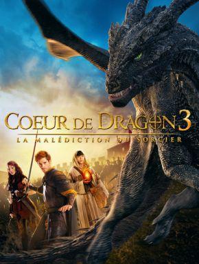 Cœur De Dragon 3 : La Malédiction Du Sorcier en DVD et Blu-Ray