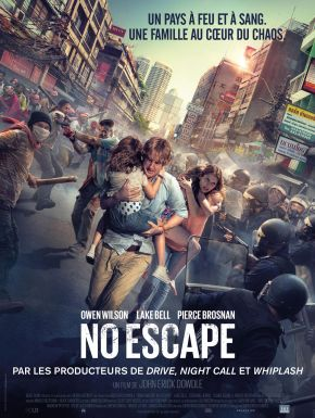 Sortie DVD No Escape