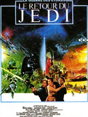 DVD Star Wars : Episode VI - Le Retour Du Jedi