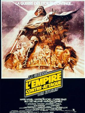 sortie dvd	  Star Wars : Episode V - L'Empire Contre-attaque