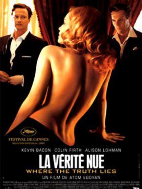 Jaquette dvd La Vérité nue