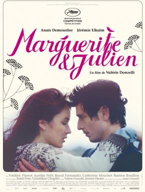Marguerite Et Julien DVD et Blu-Ray