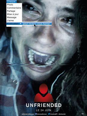 sortie dvd  Unfriended