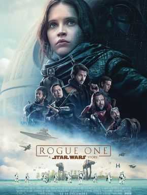 Jaquette dvd Rogue One: A Star Wars Story