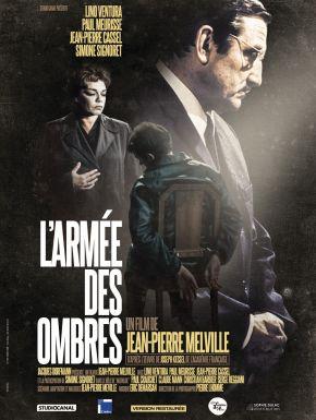 L'Armée Des Ombres DVD et Blu-Ray