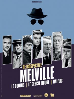 Le Doulos DVD et Blu-Ray