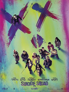 Sortie DVD Suicide Squad
