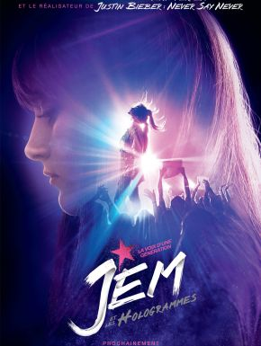 Jem Et Les Hologrammes DVD et Blu-Ray