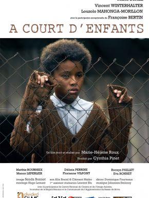 Jaquette dvd À Court D'enfants