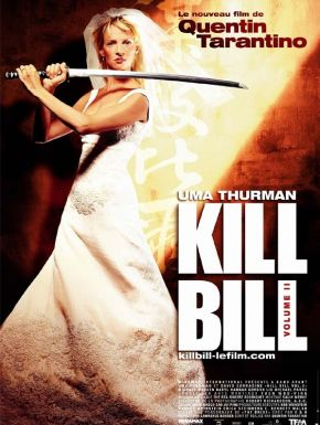 Sortie DVD Kill Bill 2