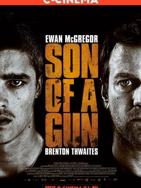 Son Of A Gun DVD et Blu-Ray
