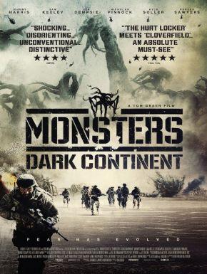 Sortie DVD Monsters: Dark Continent