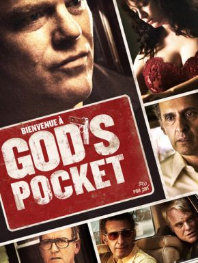 Jaquette dvd God's Pocket