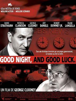 DVD Good Night, And Good Luck