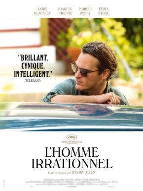 L'homme Irrationnel DVD et Blu-Ray