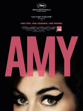 Amy DVD et Blu-Ray