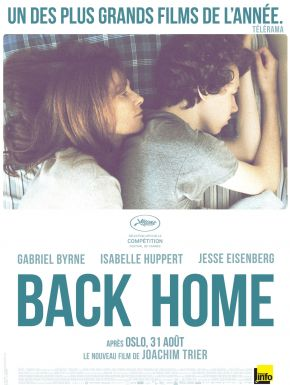 Sortie DVD Back Home