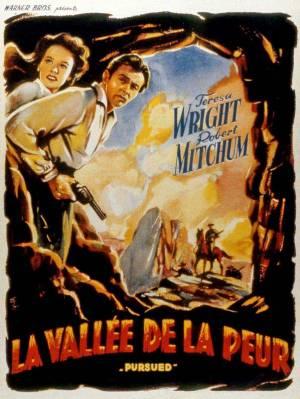 sortie dvd  La Vallée De La Peur