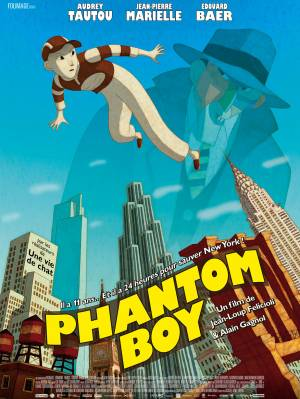 Sortie DVD Phantom Boy
