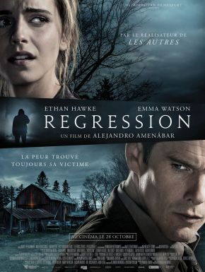 Sortie DVD Regression